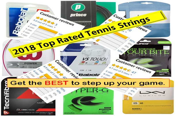 The 9 Top Rated Tennis String That Sharpens Your Racquet