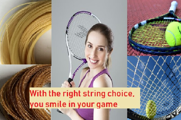 The Strategy in Choosing a Tennis String That Fit Your Playstyle